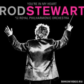 Rod Stewart - You're In My Heart: Rod Stewart (with The Royal Philharmonic Orchestra) CD-2