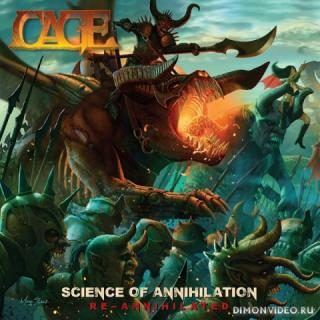 Cage - Science of Annihilation-Reannihilated (2019)