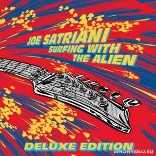 Joe Satriani - Surfing with the Alien (Deluxe Edition) (2CD) (2020)
