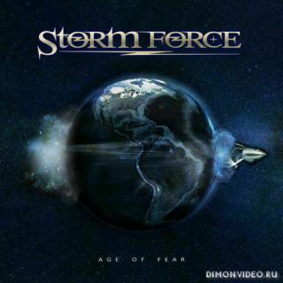 STORM FORCE - AGE OF FEAR (2020)