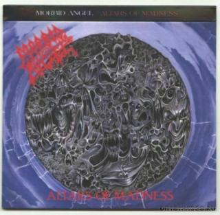 Morbid Angel - Altars Of Madness (1989) (Remastered 2003)