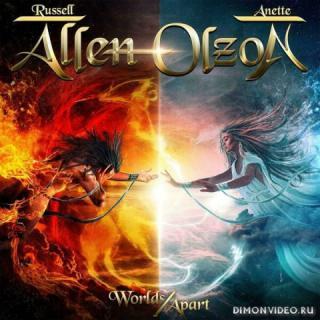 Allen / Olzon - Worlds Apart (2020)