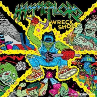 Hammerlord - Wreck Shop (2020)