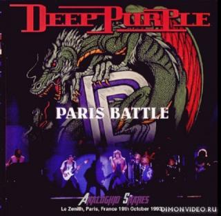 Deep Purple - Paris Battle, Paris