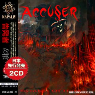 Accuser - Symbol Of Hate (Compilation) (Japanese Edition) (2020)