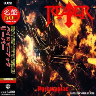 Reaper - Pyromaniac (Greatest Hits) (Japanese Edition) (2020)