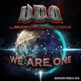 U.D.O., Das Musikkorps der Bundeswehr - We Are One (single) (2020)