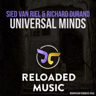 Sied van Riel & Richard Durand - Universal Minds (Extended Mix)