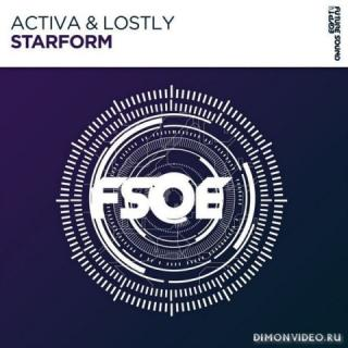 Activa & Lostly - StarForm (Extended Mix)