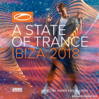 Armin van Buuren - A State Of Trance, Ibiza 2018 (Compilation)