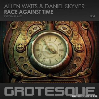 Allen Watts & Daniel Skyver - Race Against Time (Original Mix)
