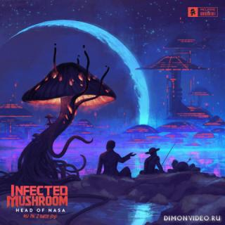 Infected Mushroom - Head Of NASA And The 2 Amish Boys (Album)