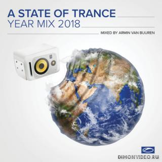 Armin van Buuren - A State Of Trance Year Mix 2018 (Compilation)