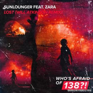 Sunlounger feat. Zara - Lost (Will Atkinson Extended Remix)