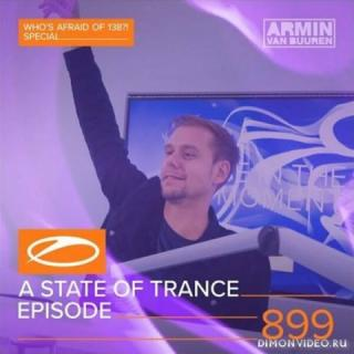"Armin van Buuren - A State Of Trance 899 (""Who's Afraid Of 138!?"" Special)"