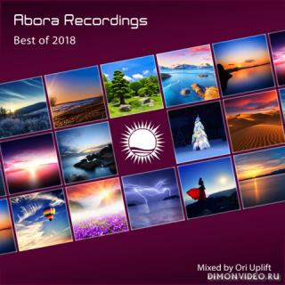VA - Abora Recordings: Best Of 2018 (Mixed by Ori Uplift) (Compilation)