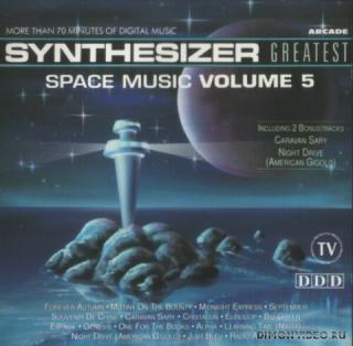 VA - Synthesizer Greatest Space Music Volume 5 (1993)
