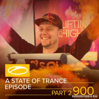 Armin van Buuren - A State Of Trance 900 (Part II) (RadioShow)