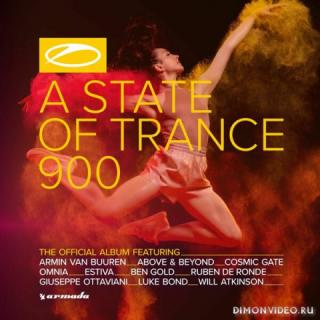 VA - A State Of Trance 900 (The Official Album) - Extended Versions (Compilation)