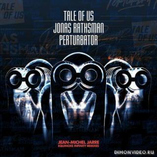 Jean-Michel Jarre - Equinoxe Infinity Remixes [EP]
