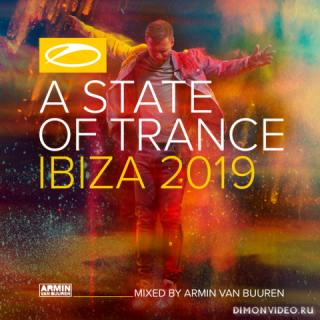Armin van Buuren - A State Of Trance, Ibiza 2019 (Compilation)