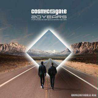 Cosmic Gate - 20 Years [Forward Ever Backward Never]