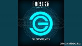 Giuseppe Ottaviani - Evolver (The Extended Mixes) (CD-1)