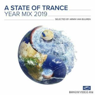 Armin van Buuren - A State Of Trance Year Mix 2019 (Compilation)