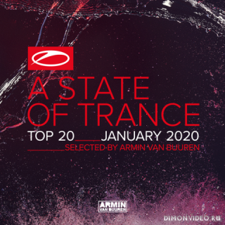 VA Trance - A State Of Trance Top 20: January 2020 (Selected by Armin van Buuren) CD-2