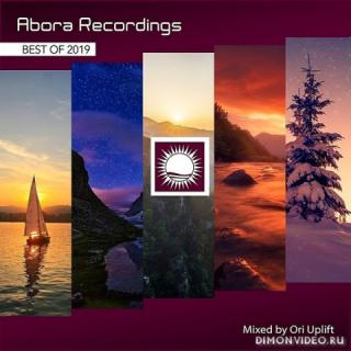 VA - Abora Recordings: Best Of 2019 (Mixed by Ori Uplift) (Compilation)