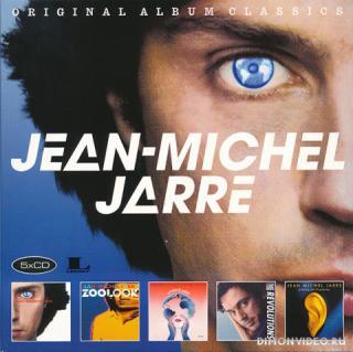 Jean-Michel Jarre - Original Album Classics (5CD Box Set)
