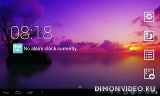 Alarm Clock HD для Android Pad