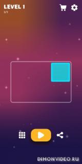 Головоломка блоки: идеальное движение блока (Perfect Move)