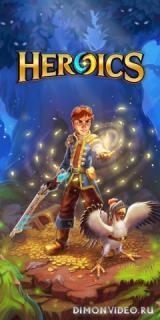 Heroics: Epic Fantasy Legend of Archero Adventures