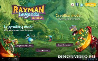 Rayman® Legends Beatbox