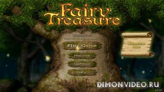 Fairy Treasure Brick Breaker