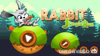 Rabbit Jungle Run