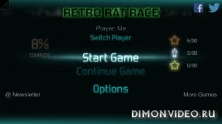 Retro Rat Race Free