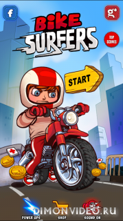 Bike Surfers: FREE racing game