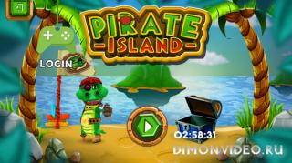 Остров пират