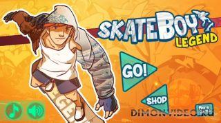 Skater Boy Legend