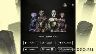 Magnobots - Endless Runner