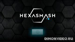 Hexasmash головоломка физика