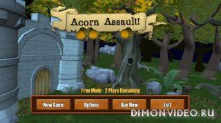 Acorn Assault: Classic