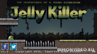 Jelly Killer Ретро Платформер