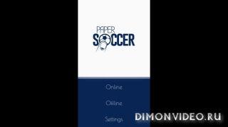 Paper Soccer X - Multiplayer