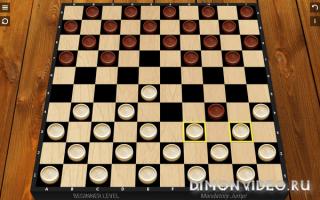 Checkers (Шашки)