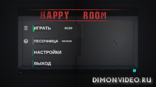 Happy Room: robo