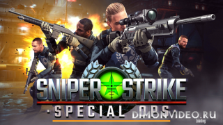 Sniper Strike : Special Ops (Unreleased)