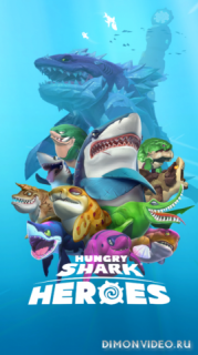 Hungry Shark Heroes